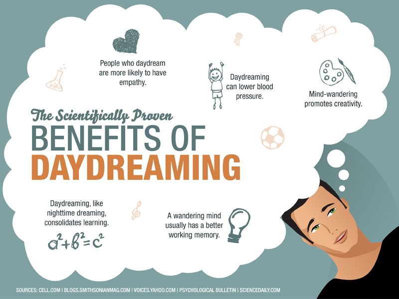 The Scientifically Proven Benefits of Daydreaming